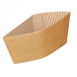 1000 papiers steack oval vert