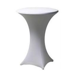 Housse de table Festival Blanc