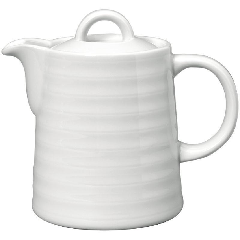 Cafetière blanche 70cl Intenzzo - Horeca pro