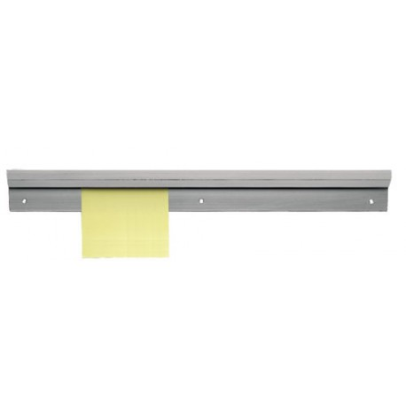 Barre à note 30,5 cm en aluminium